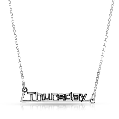 Thursday Necklace