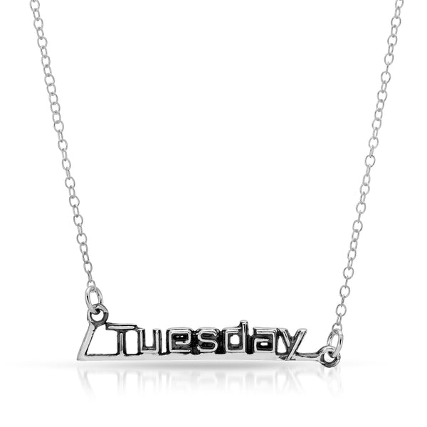Tuesday Necklace - The W Brothers