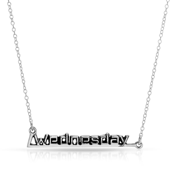 Wednesday Necklace - The W Brothers
