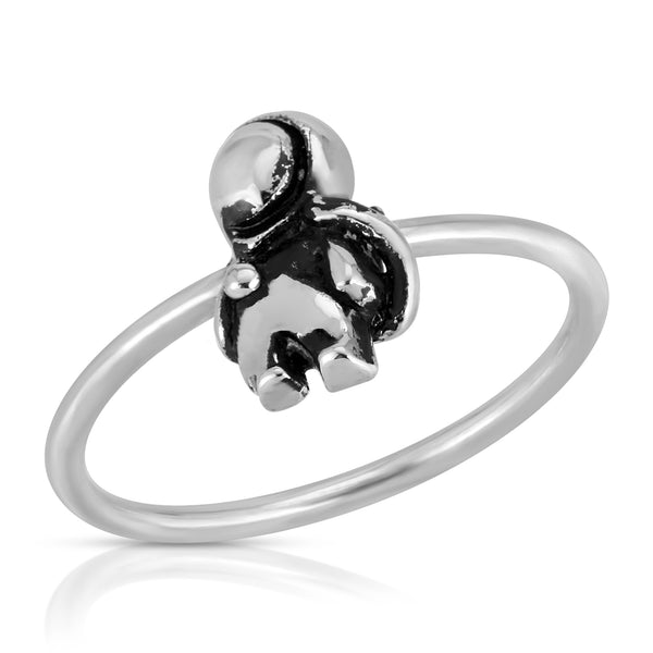 Astronaut Ring Area 5 Collection- The W Brothers, astronaut NASA ring, Area 51 alien astronaut collection jewelry ring
