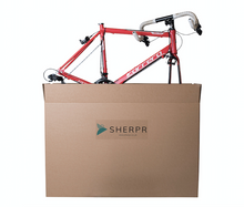 Load image into Gallery viewer, Standard Kraft Bike Box