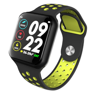 Sport Smart Watch - Heart Rate, Blood Pressure, Fitness Tracker, Pedometer