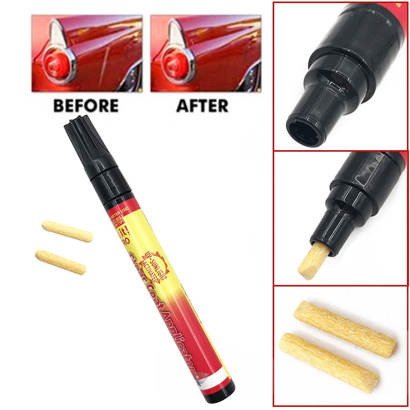 New Portable Auto Scratch Repair Pen - Fix It Like A Pro!