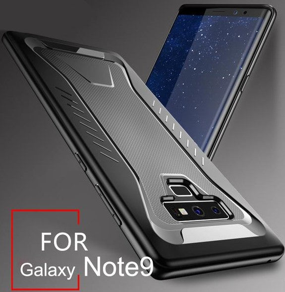 Galaxy Note 9 Case with New Cooling Technology - 3 Colors Available