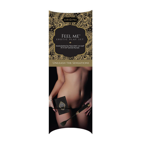 Kama Sutra Feel Me Erotic Playset