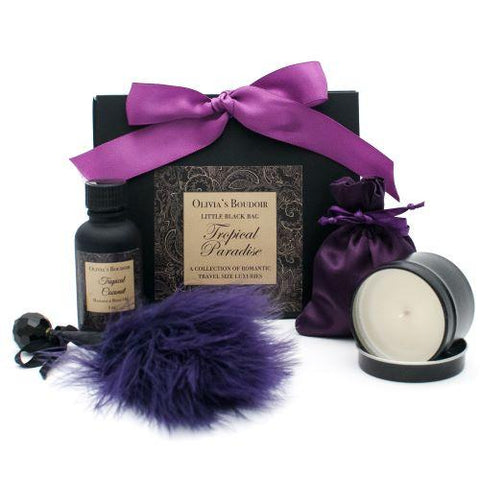 Olivia's Boudoir Little Black Bag Kit