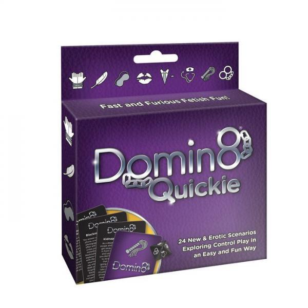 Domin8 Quickie Couples Game