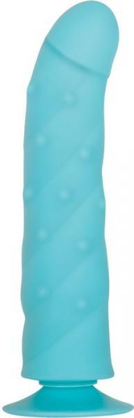 Love Large Real Feel Dual Layer Dildo Blue