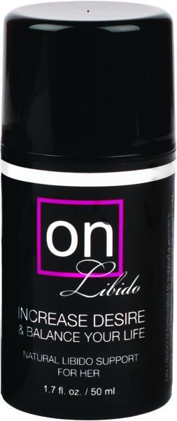On Libido For Her Increased Desire 1.7 fluid ounces