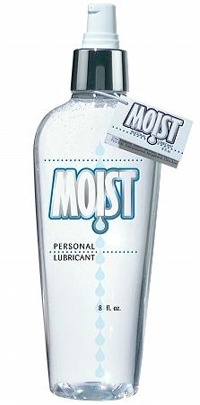 Moist Personal Lubricant - 8 oz