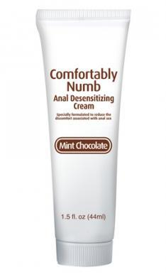 Comfortably Numb Anal Desensitizing Cream Mint Chocolate 1.5oz