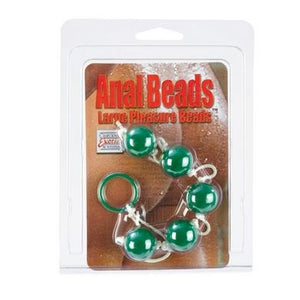 Anal Beads -Large -Asst. Colors