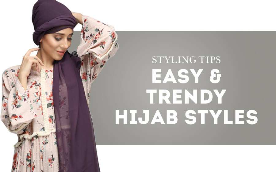 Easy Hijab Styles