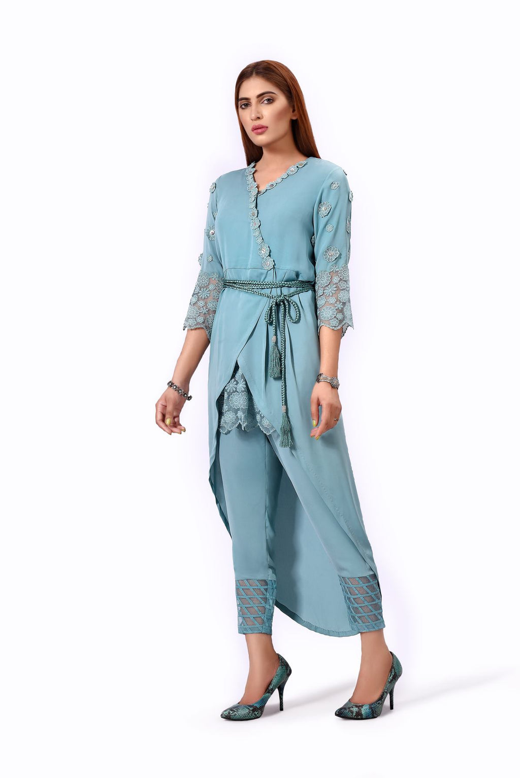 Reem - Pastel Blue 3pc