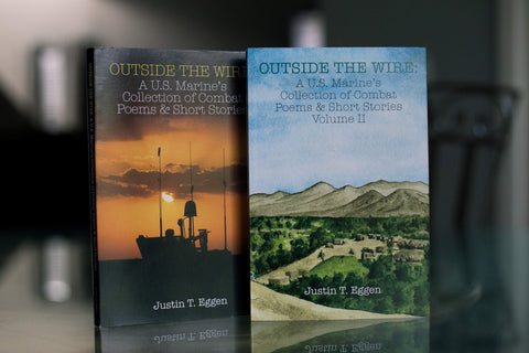 """Outside The Wire Vol.1 & Vol.2"" Paperback Edition"