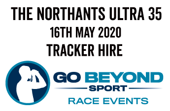 The Northants Ultra 35. 16th May 2020. Tracker Hire
