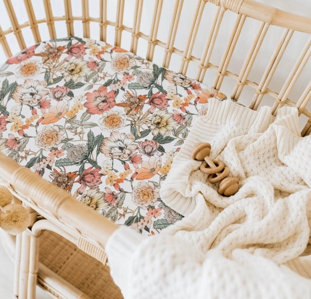 Bassinet Sheets | Change Pad Covers