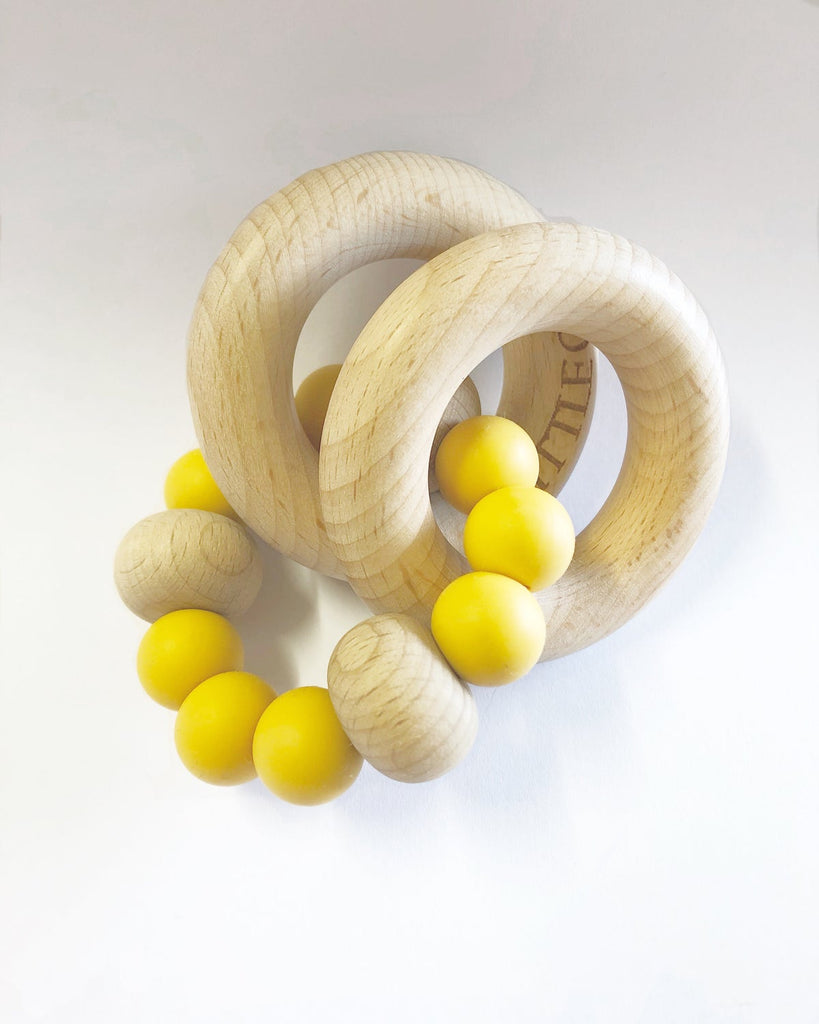 Riverina Rattle Teething Toy