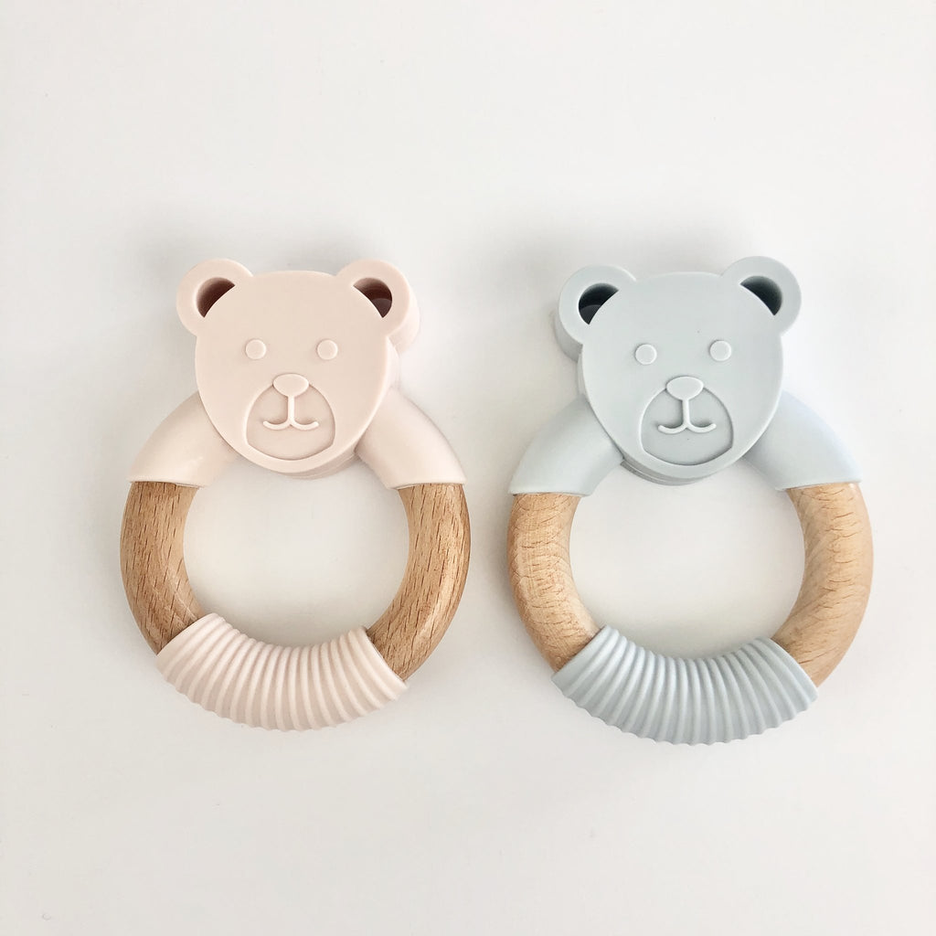 Ted Teething Toy - Pre Order