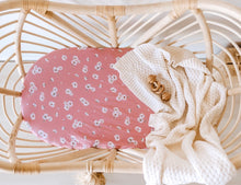 Load image into Gallery viewer, Fitted Bassinet Sheet | Change Pad Cover