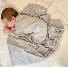 Load image into Gallery viewer, Ethical Outback Wool® Coonong Pure Merino Wool Swaddle