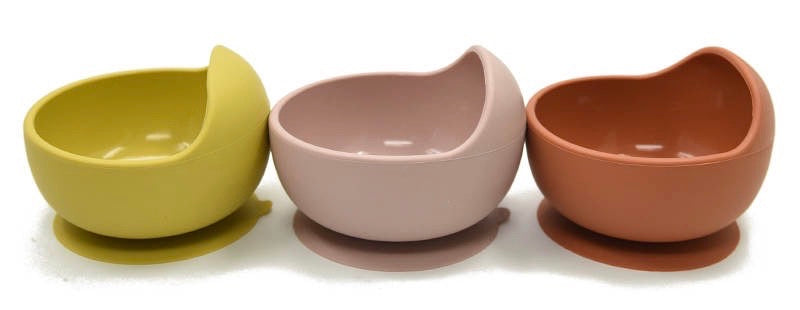 Silicone Suction Lip Bowl