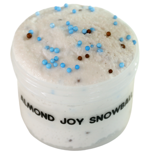 Almond Joy Snowball