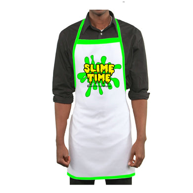 Slime Time Apron