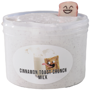 Cinnamon Toast Crunch Milk