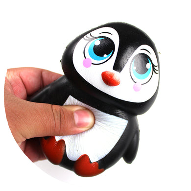 Female Penguin Squishy