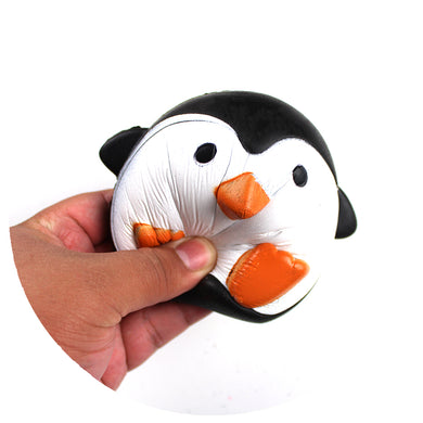 Male Penguin Squishy