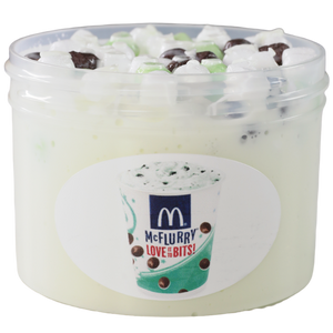 Mint Chip McFlurry