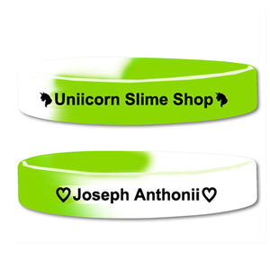 """Uniicorn/Joseph Anthonii"" Wristbands"