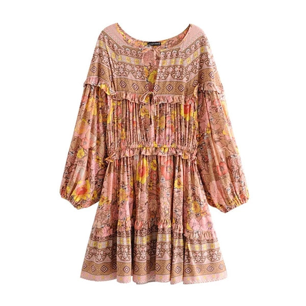 Gypsy Mini Summer Dress