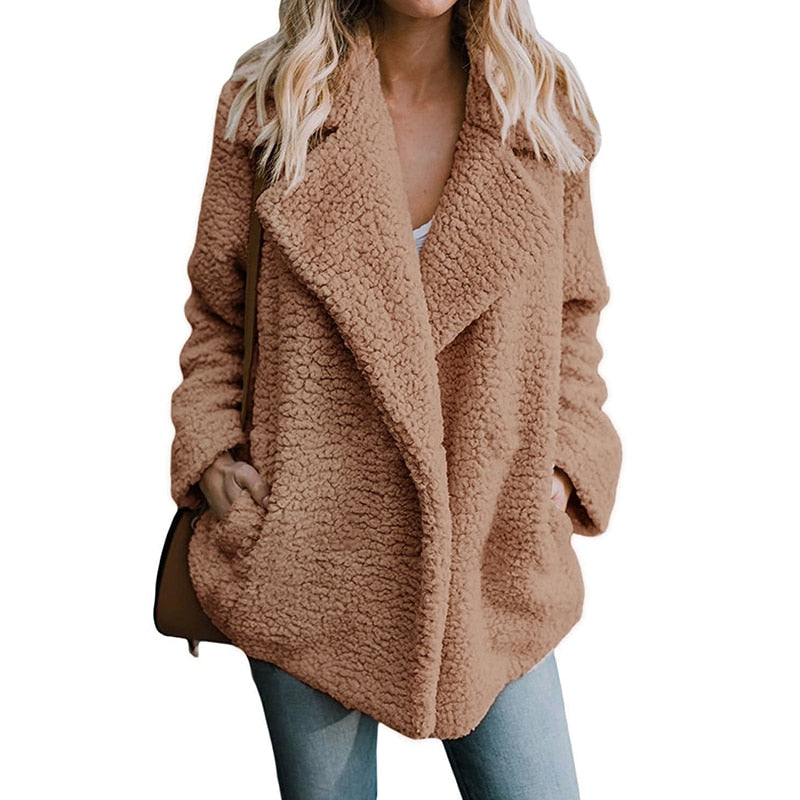 Thick Plush Warm Jackets