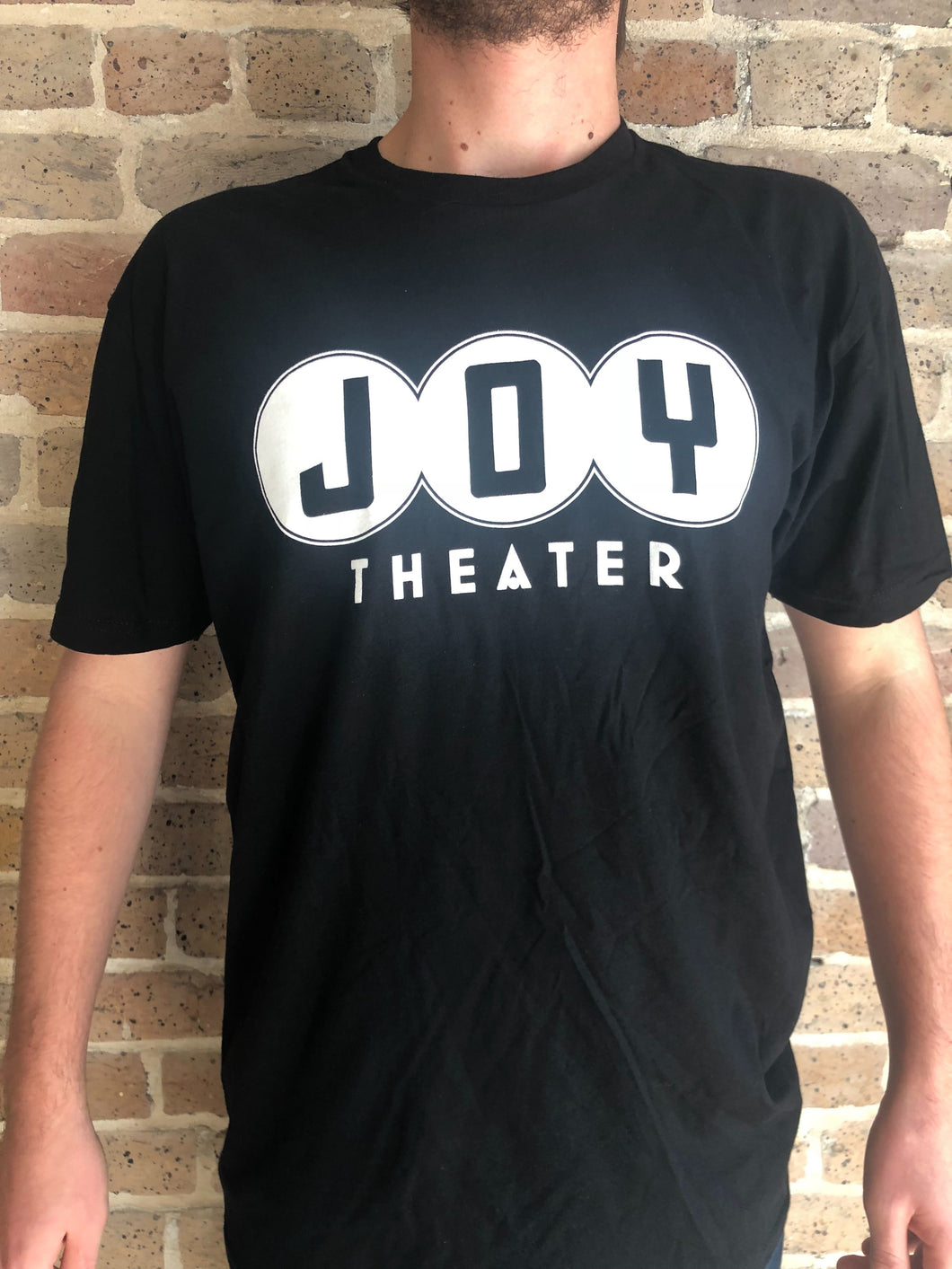 Joy Theater Logo Tee