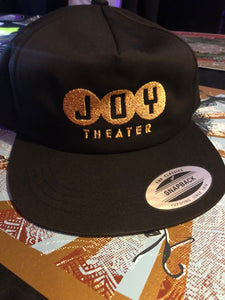 Joy Theater Logo Hat