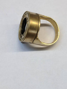Rose's ring replica - accurate functioning iris