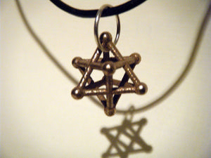 Merkabah with Spheres