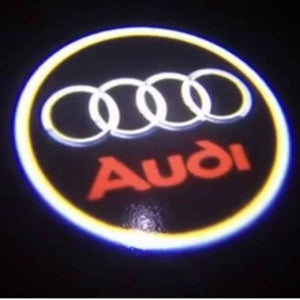 Luxus : LED logo ( Pack de 2 ) Audi