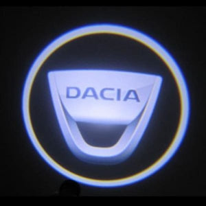Luxus : LED logo ( Pack de 2 ) Dacia
