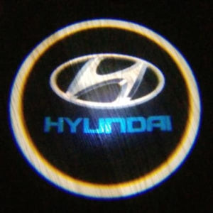 Luxus : LED logo ( Pack de 2 ) Hyundai