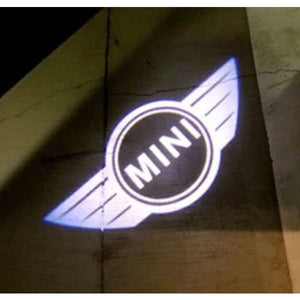 Luxus : LED logo ( Pack de 2 ) Mini