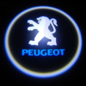 Luxus : LED logo ( Pack de 2 ) Peugeot