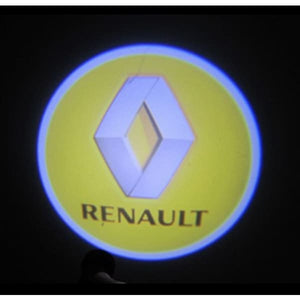 Luxus : LED logo ( Pack de 2 ) Renault