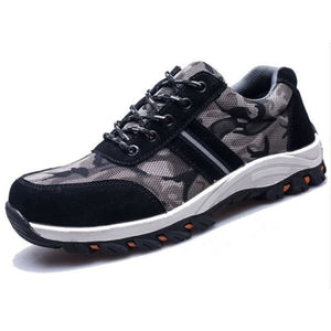 Ultraxpro: Chaussures De Protection Indestructible - Camouflage Noir / 37