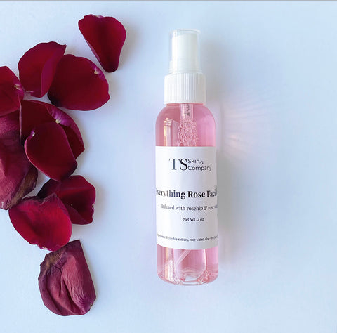 Everything Rose Facial Mist