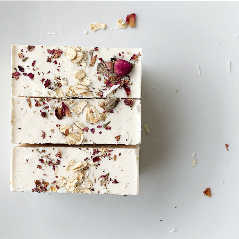 Yoni Oatmeal - Apple Cider Vinegar & Oatmeal Soap - TS Skin Co.