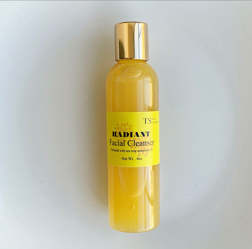Radiant Facial Cleanser