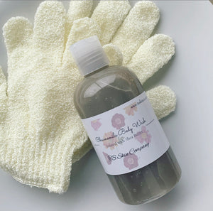 Soft Skin Duo ( Gloves & Body Wash)